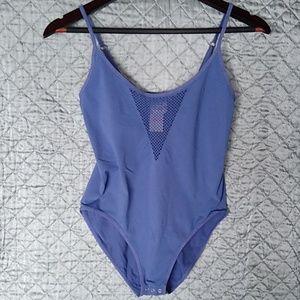 Victoria's secret Pink button crotch jumpsuit